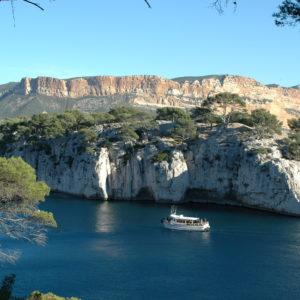 Une journée à Cassis avec visite des calanques en bateau