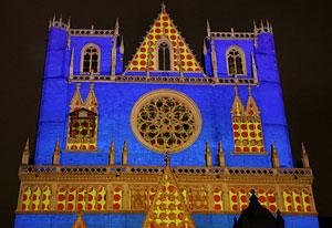 Lyon Fête des Lumières 2018